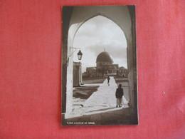 Mosque Of Omar Jerusalem Mosquee D Omar Israel   --ref 2888 - Israel