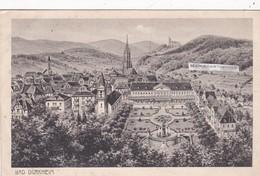 BAD DÜRKHEIM  - Allemagne - 1918 - Bad Duerkheim