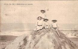 (CS).I Principini Di Savoia.F.to Piccolo.Viaggiata (295-a17) - Case Reali