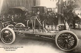 Salon De L Automoblle En 1905  BARRE Et NIORT - Exposiciones