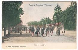 Camp De Brasschaet-Polygone - Front De Bandière  (Geanimeerd) - Brasschaat