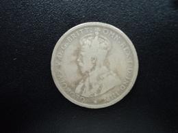 AUSTRALIE : 1 SHILLING  1922 (m)   KM 26   B+ * - Monnaie Pré-décimale (1910-1965)