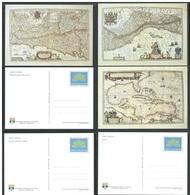 VATICANO 1992 - Cartoline Postali-GENOVA '92-C 39 - 3 Cartoline Da £. 700 Nuove - Postal Stationeries