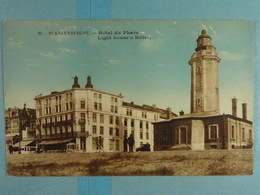 Blankenberghe Hôtel Du Phare Light House's Hôtel - Blankenberge