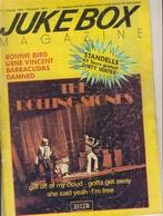 Magazine JUKEBOX  N ° 1  De 1984 : ROLLING STONES ETC .................... - Objets Dérivés
