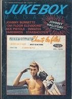 Magazine JUKEBOX  N ° 5  De 1985 : JOHNNY HALLYDAY  , Etc .................. - Objets Dérivés
