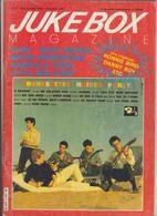 Magazine JUKEBOX  N ° 7  De 1986 : Chaussettes Noires , Cure   , Etc .................. - Objets Dérivés