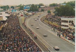 24 Heures Du MANS  Circuit Des 24 Heures La Courbe Dunlop - Le Mans