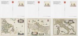 VATICANO 1997 - Scoperte Geografiche Del XV Secolo 3 Cartoline Da £.850 Nuove - Postal Stationeries
