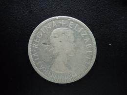 AUSTRALIE : 1 FLORIN  1953 (m)  KM 54   TB / TTB - Monnaie Pré-décimale (1910-1965)