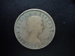 AUSTRALIE : 1 FLORIN  1954 (m)  KM 54   TB / TTB - Monnaie Pré-décimale (1910-1965)