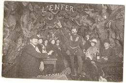 ***  75  ***   PARIS  L'enfer - Neuve TTB - Pubs, Hotels, Restaurants