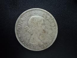 AUSTRALIE : 1 FLORIN  1963 (m)  KM 60    TB+ / TTB - Monnaie Pré-décimale (1910-1965)