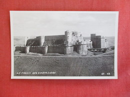 Syrie,Le Crack Des Chevaliers.   Ref 2889 - Syria