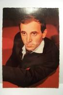 CHARLES  AZNAVOUR       - ( Pas De Reflet Sur L'original ) - Cantanti E Musicisti