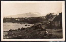 LA REUNION: Belle Vue Sur La Terre Sainte, Au Fond La Trouée De Cilaos. RARE Carte Photo Neuve - Autres