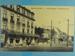 Knocke-sur-Mer Avenue Lippens L'Hôtel Baudouin - Knokke