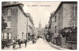 BRIVE (19) - 26 - Rue Carnot - Ed. Nouvelles Galeries - Brive La Gaillarde