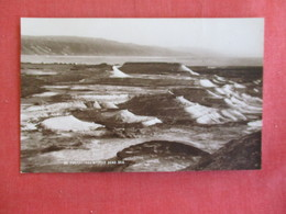 Israel The Dead Sea Salt Formations   RPPC   Ref 2889 - Israel