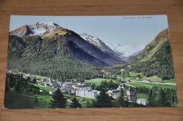 789- Pontresina Und Rosegtal - GR Grisons