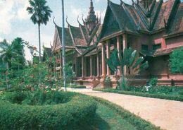 1 AK Kambodscha Cambodia * Hauptstadt Phnom Penh Mit Dem Nationalmuseum * - Kambodscha