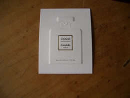 Carte Chanel Coco Mademoiselle - Modern (from 1961)