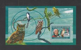 GUINEE. YT Bloc 362 Neuf **  Ornithologues. Faune. Oiseaux  2006 - Guinee (1958-...)