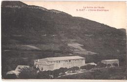 FR11 ALET - 9 - L'usine électrique - France
