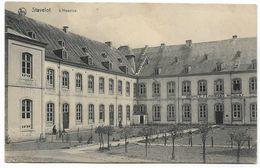 STAVELOT : L'hospice Ferdinand Nicolay - 1907 - Stavelot