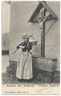 STAVELOT : Paysanne Ardennaise - 1901 - Stavelot