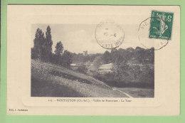 MONTGUYON : Vallée De Fontcroze, La Tour. 2 Scans. Edition Barboteau - Andere Gemeenten