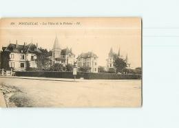 PONTAILLAC : Les Villas De La Falaise. 2 Scans. Edition LL - Andere Gemeenten