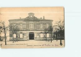 GEMOZAC : Hôtel De Ville. 2 Scans. Edition Maguy - Andere Gemeenten