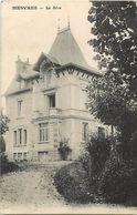 -dpts Div.- Ref-YY162- Nievre - Mesvres - Le Rêve - Chateau - Chateaux - Carte Bon Etat - - France