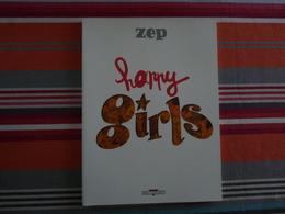 Happy Girls Par Zep (C) - Livres, BD, Revues