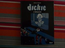 Dickie à Hollywood Par De Poortere (C) - Livres, BD, Revues