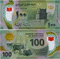 MAURITANIA       100 Ouguiya       P-New       28.11.2017 (2018)       UNC - Mauritanie