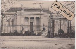53 Laval - Cpa / Le Musée. - Laval