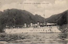 50 CHERBOURG  Le Friant  Croiseur Protégé - Cherbourg