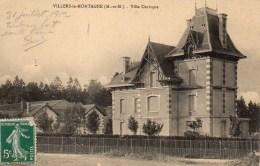 54 VILLERS-la-MONTAGNE  Villa Curicque - France