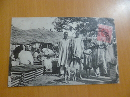 CPA Afrique Africa Nigéria Zaria Market 1 TP Ancien - Nigeria