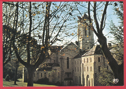 CPM-81- DOURGNE - ABBAYE SAINT-BENOIT-D'EN CALCAT - Vue De L'Est   **TOP* 2 SCANS* - Dourgne
