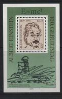 LOT 161 - DDR  BF N° 51  ** - ALBERT  EINSTEIN - Albert Einstein