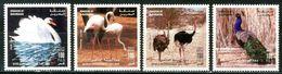 BAHRAIN 2003** - Uccelli / Birds - 4 Val. (MNH)  - Come Da Scansione - Uccelli