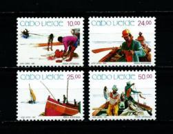 Cabo Verde  Nº Yvert  589/92  En Nuevo - Cape Verde