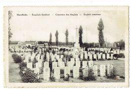 HARELBEKE - Engelsch Kerkhof - Cimetière Des Anglais - English Cemetery - Harelbeke