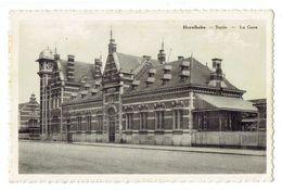 HARELBEKE - Statie - La Gare - Harelbeke