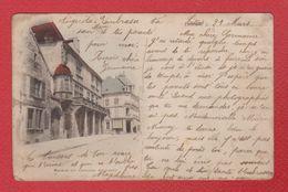 Luxeuil  --  Maison Du Cardinal Jouffroy - Luxeuil Les Bains