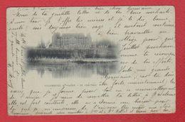 Villersexel  -  Le Château - France