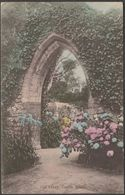 Old Abbey, Tresco, Isles Of Scilly, 1913 - C King Postcard - Scilly Isles